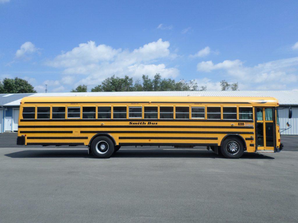 Large Capacity Bus (84 Passenger)
