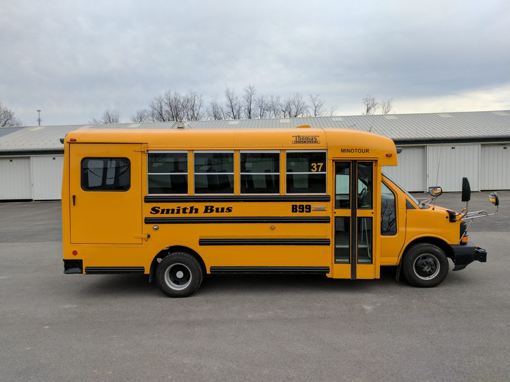 Mini Bus (21 + 1 Passenger )